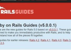 Enlaces de Sitios web para aprender sobre Ruby on Rails