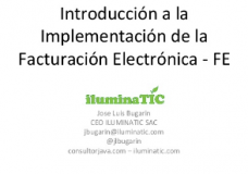 Facturación Electronica