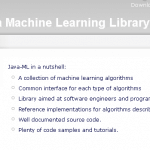 Inteligencia Artifical con Java | Machine Learning